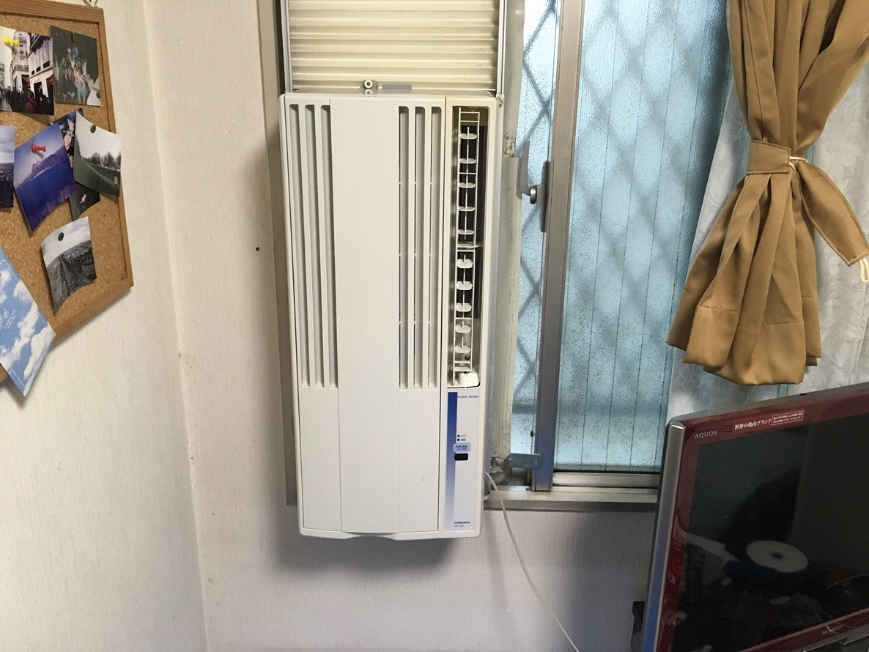 窓 付け エアコン 【2021最新】窓用エアコンのおすすめ8選|静か&電気代がエコな一台と...