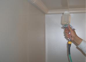 抗ウイルス、ウイルス抑制効果があるオールチタンAT254のコーティング、浴室