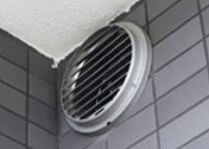 外壁ベントキャップ(外気排気口)クリーニングG