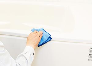 浴室クリーニングG+フッ素コートG